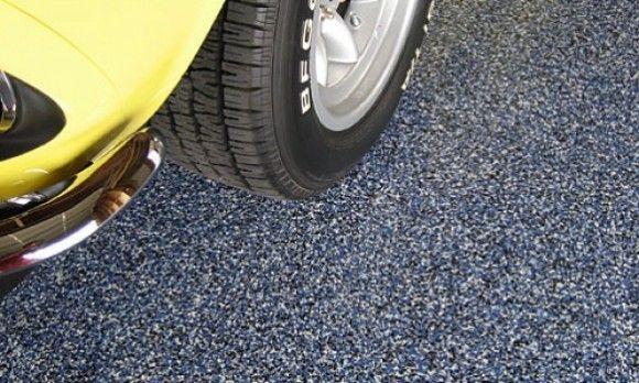 Blue Garage Flooring, Global Garage Flooring & Design Boston, MA| Garage Flooring Boston, MA | Garage Remodel Boston, MA| Garage Floor Coating Boston, MA