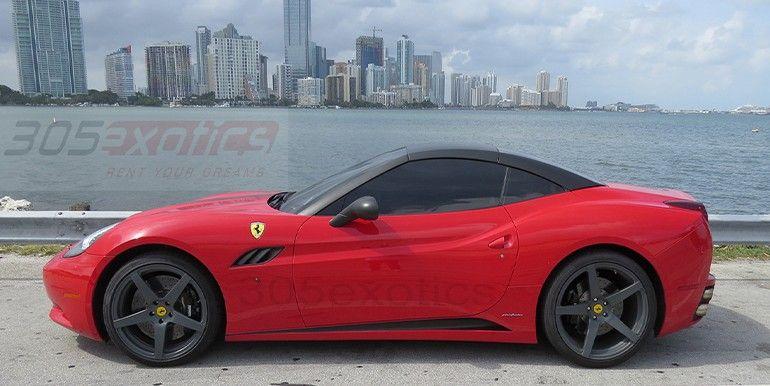 Ferrari Rental Miami Beach Ferrari California Rental Miami Southbeach Ferraricalifornia Rentals Rent Fer Ferrari California Luxury Car Rental Ferrari
