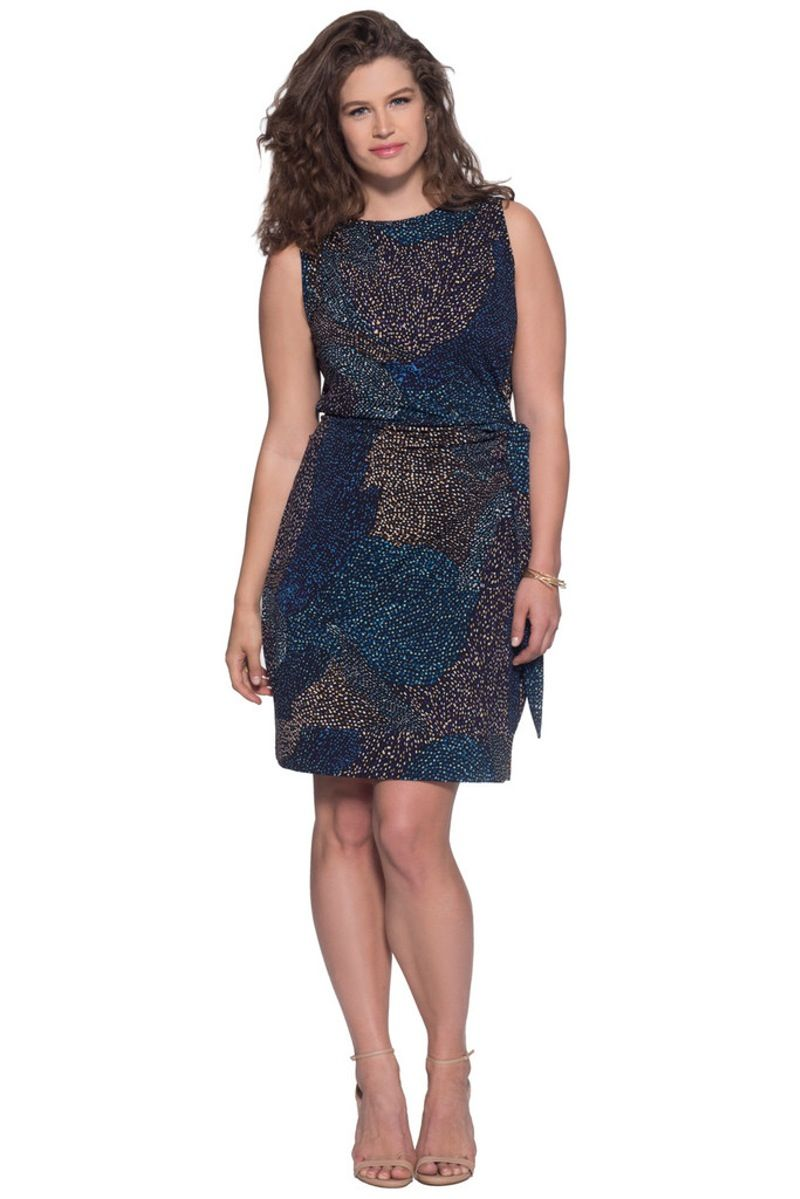 Fall Wedding Guest Dresses for Plus-Size Babes