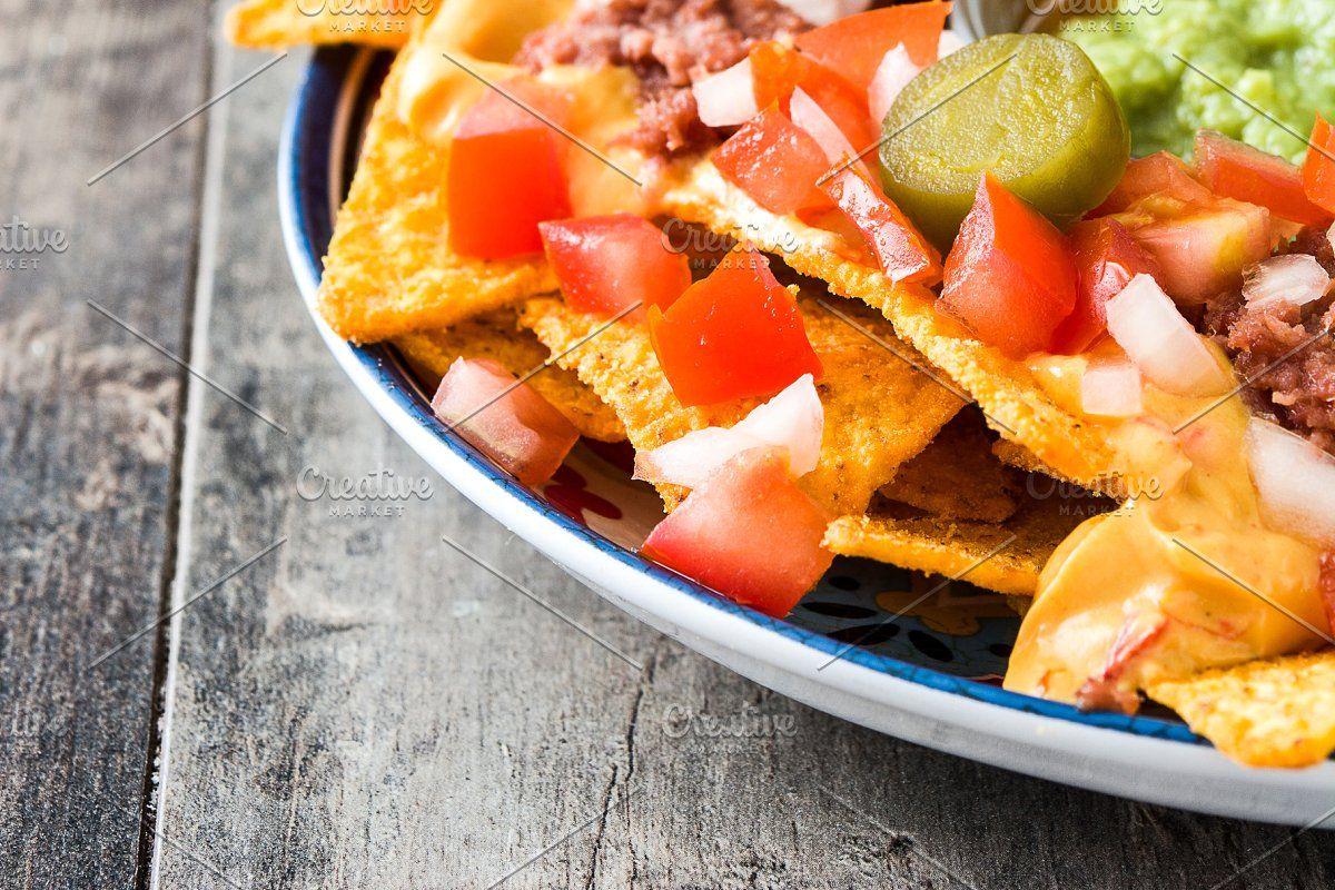 mexican nachos in 2020 mexican nachos stuffed peppers nachos pinterest