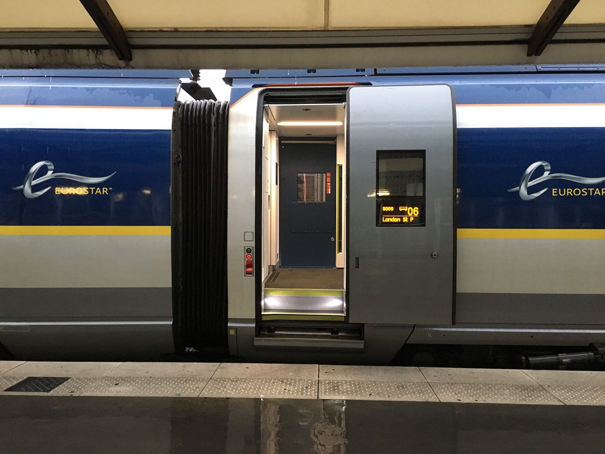 How Long Does The Eurostar Take To Get To Paris