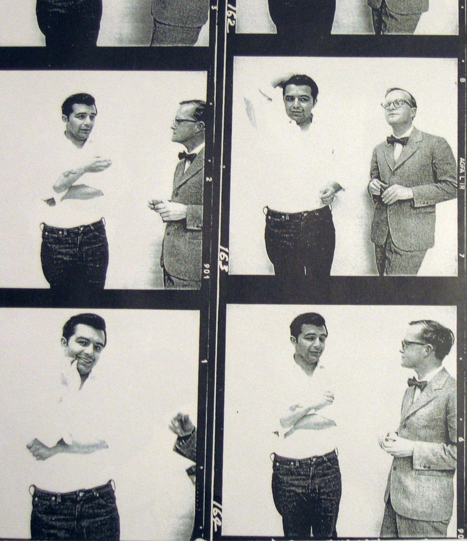Perry Smith & Truman Capote by Richard Avedon | Pics | Pinterest ...