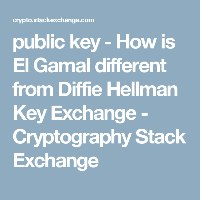 cryptocurrency stack exchange