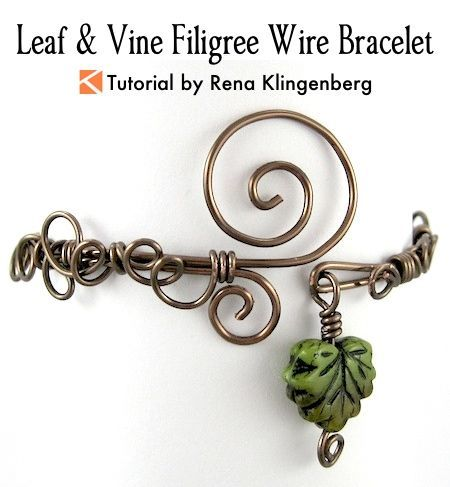 Craft Wire Jewelry Instructions - Wiring Diagram Database