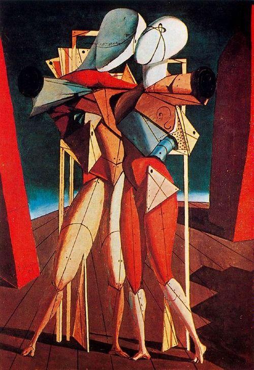 Moderne Kunst E Lerbaletto Italienischer Maler Stillleben In
