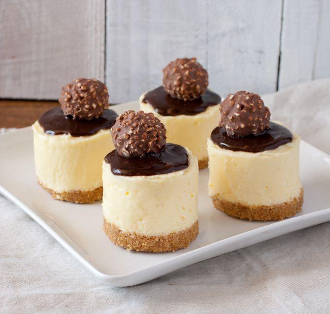 lätt cheesecake recept