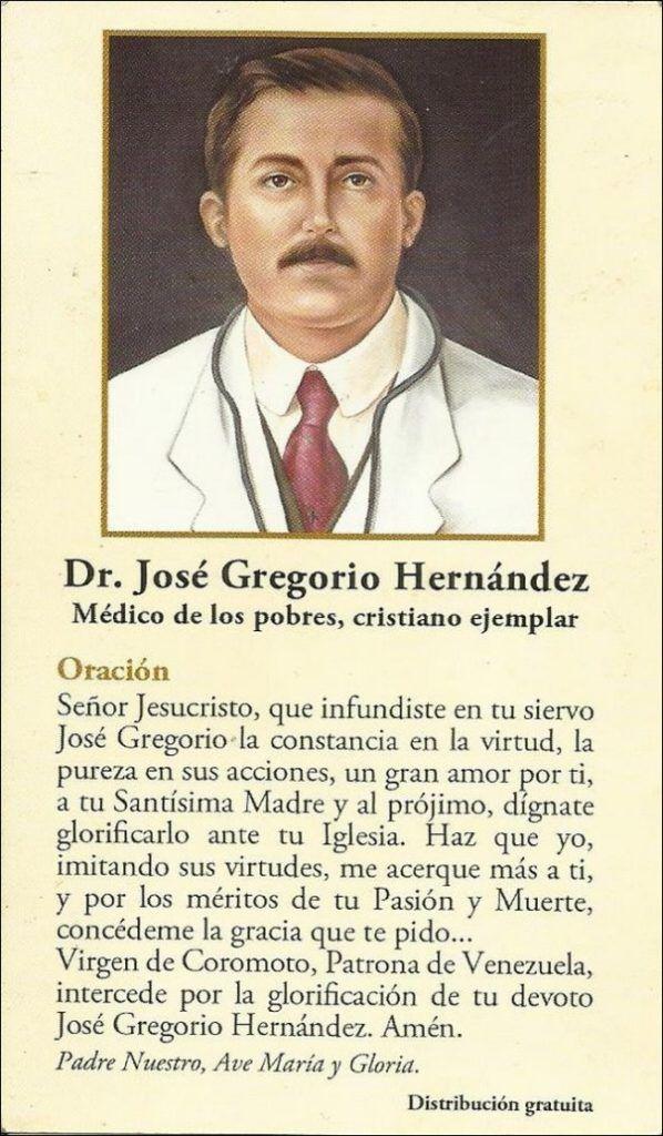 Doctor Jose Gregorio Hernandez Ser De Luz De Sanacion Y Curacion Artofit