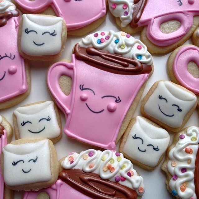 Pinterest: @CoffeeQueen4 Thank you xoxo | A Decorated Cookie