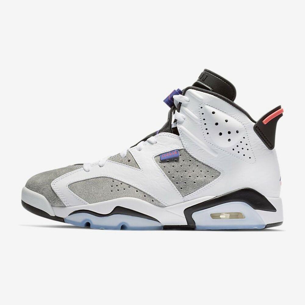 Air Jordan 6 Retro Size 9 Men's Shoes