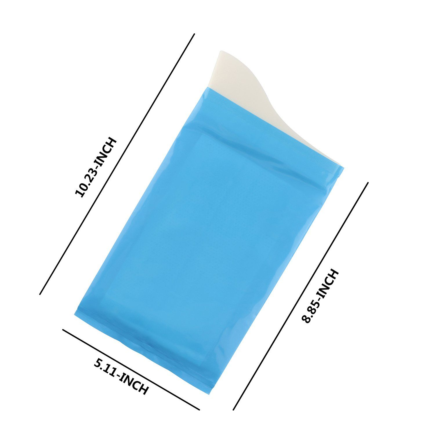 Disposable Urine Bags Tong Camping For Travel