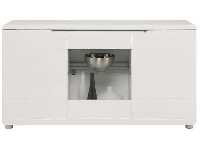 Buffet Bel Air Coloris Blanc  Conforama Bel Air Et Soldes