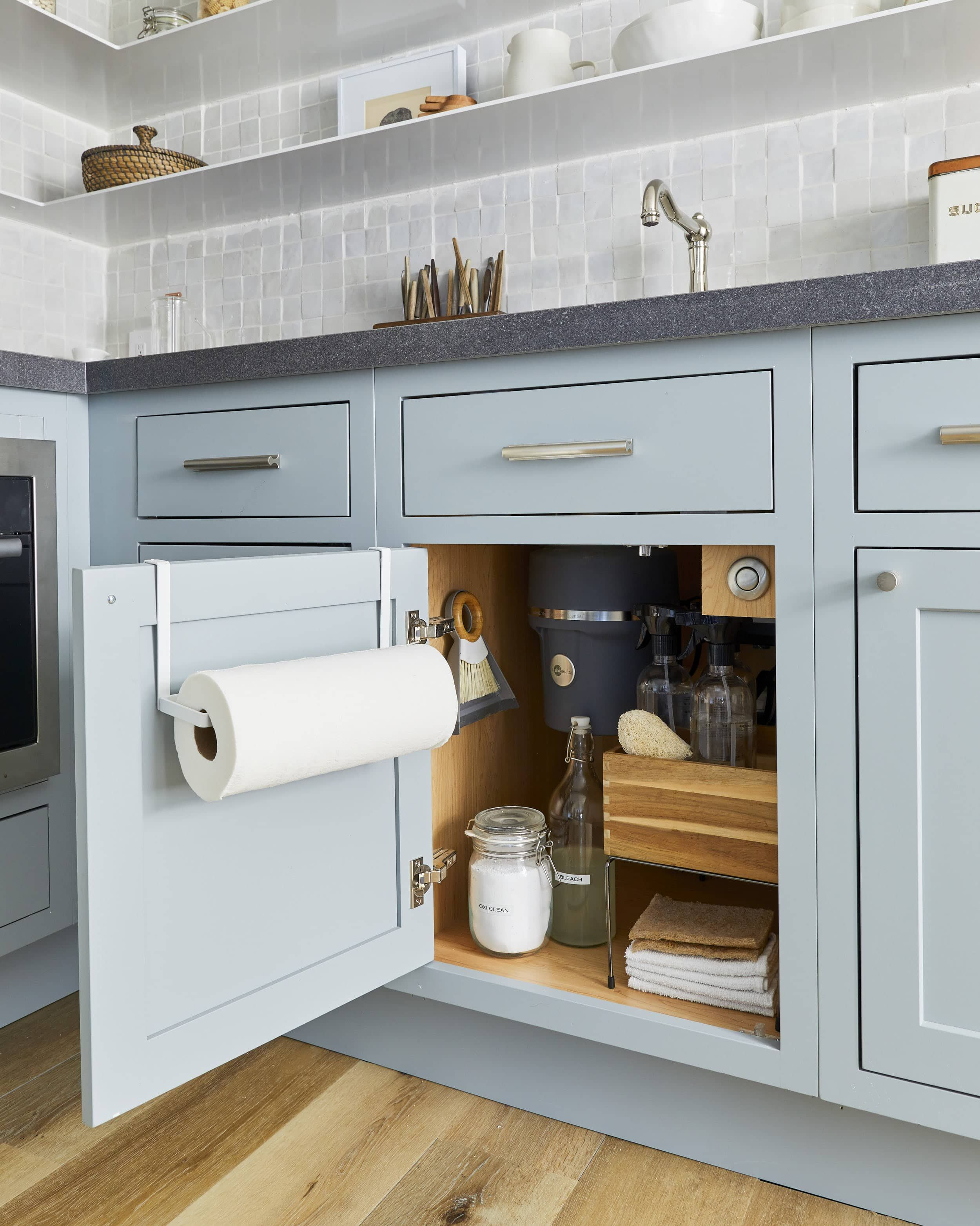 How To Design A 49 Square Foot Tiny Kitchen With Tons Of Smart Storage Tiny Kitchen Small Kitchen Kitchen Storage