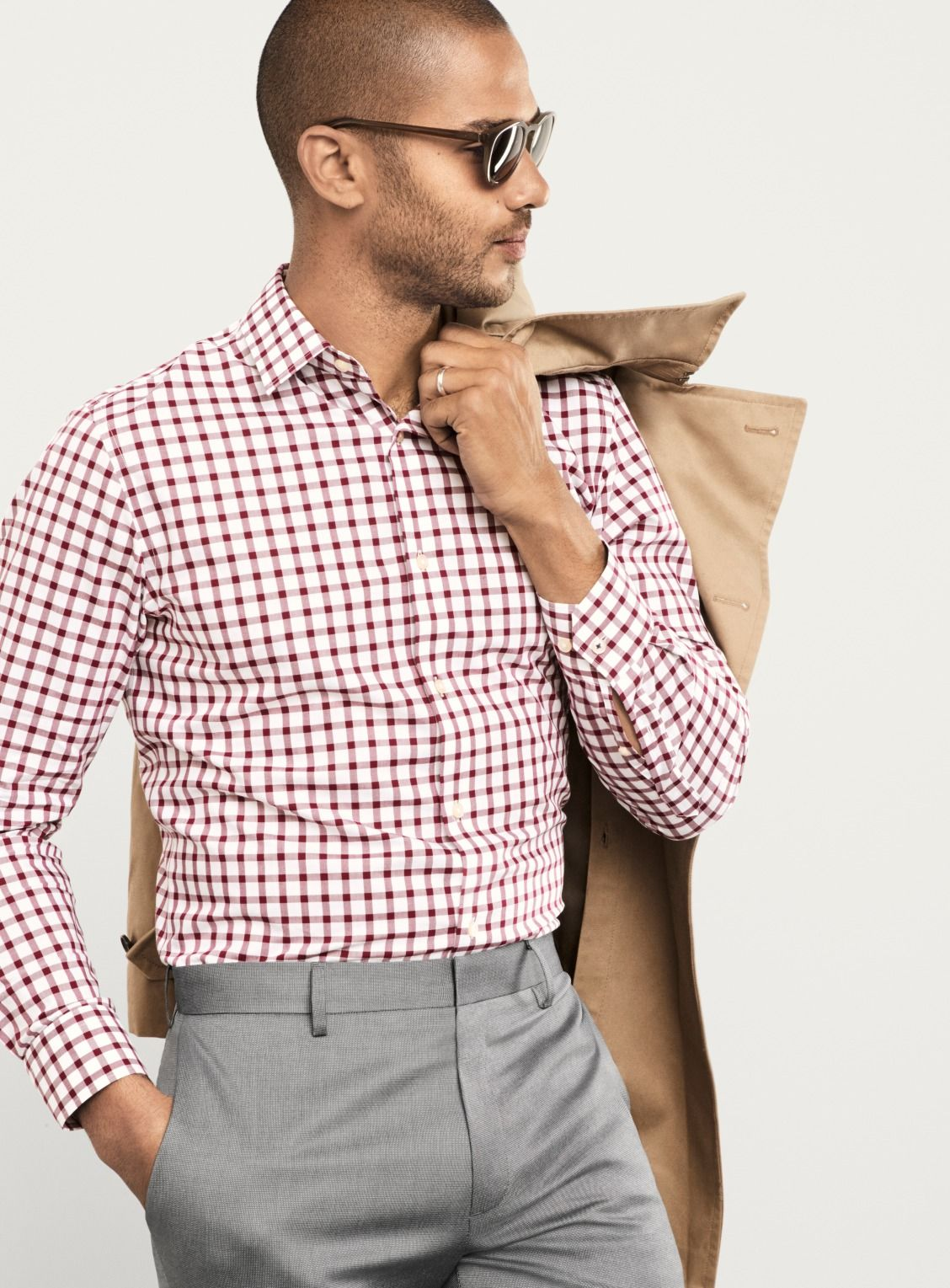 The Non Iron Dress Shirt Has Come To Save You From Your What To Wear