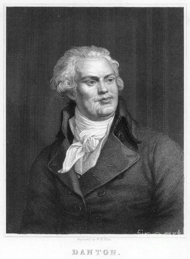 Danton was a leading figure in the early