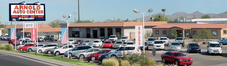 Arnold Auto Center Apache Junction, AZ Used Car Dealer
