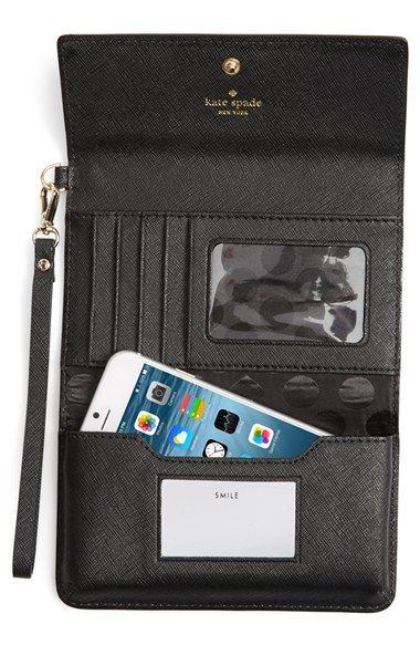 a331c8a816b2 Click to zoom Kate Spade Wallet Black, Kate Spade Purse, Black Wallet,  Fashion