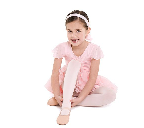 b0775d35dde7 Flo Dancewear for budding ballerinas now at Target