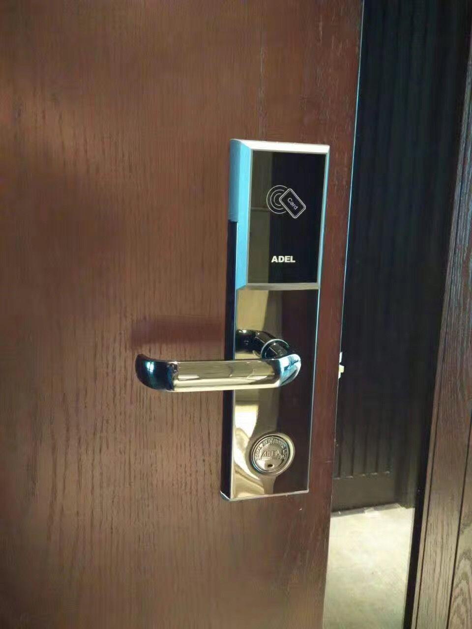 Adel No 11 Mifare Hotel Lock Specialized In Hotel Door Lock Manufacture Hotel Door Locks Hotel Lock Hotel Door