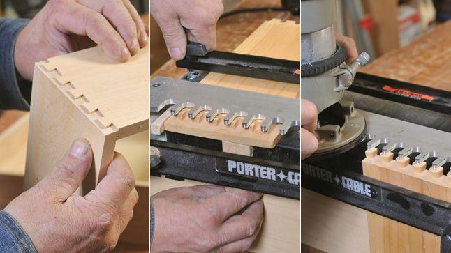 L Assemblage A Queue D Aronde Knife Block Bricolage Assemblage