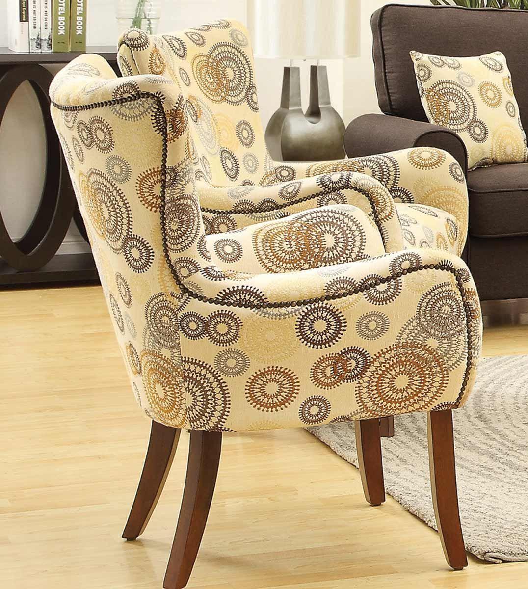 Prime Coaster 902052 Accent Chair Corner Chairs Accent Chairs Machost Co Dining Chair Design Ideas Machostcouk