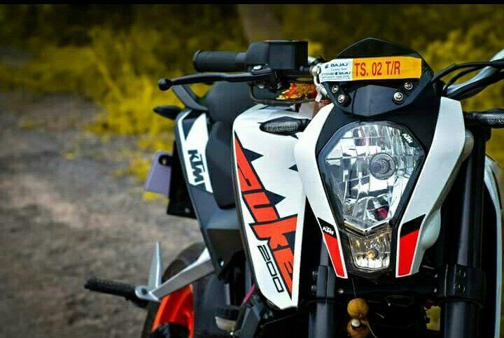 My Dream Bike Duke Bike Ktm Duke Ktm Duke 200
