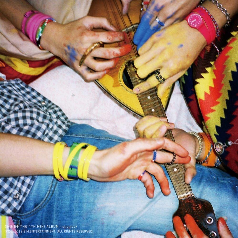 SHINee - 'Sherlock' Album Cover | ~~ Kpop Albums ~~ in 2019