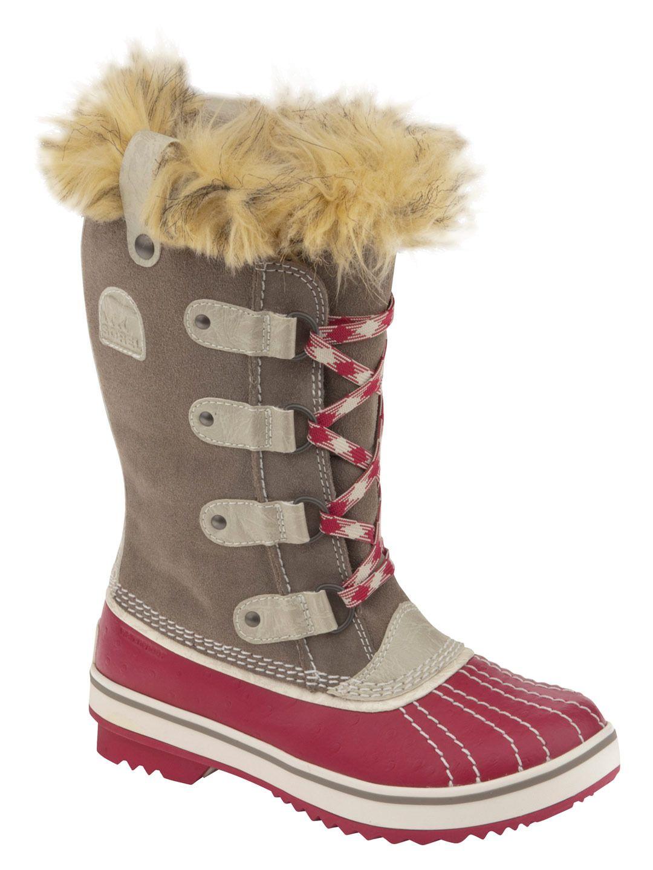 Tofino boot boot fauxfur laceup hatskids sorel