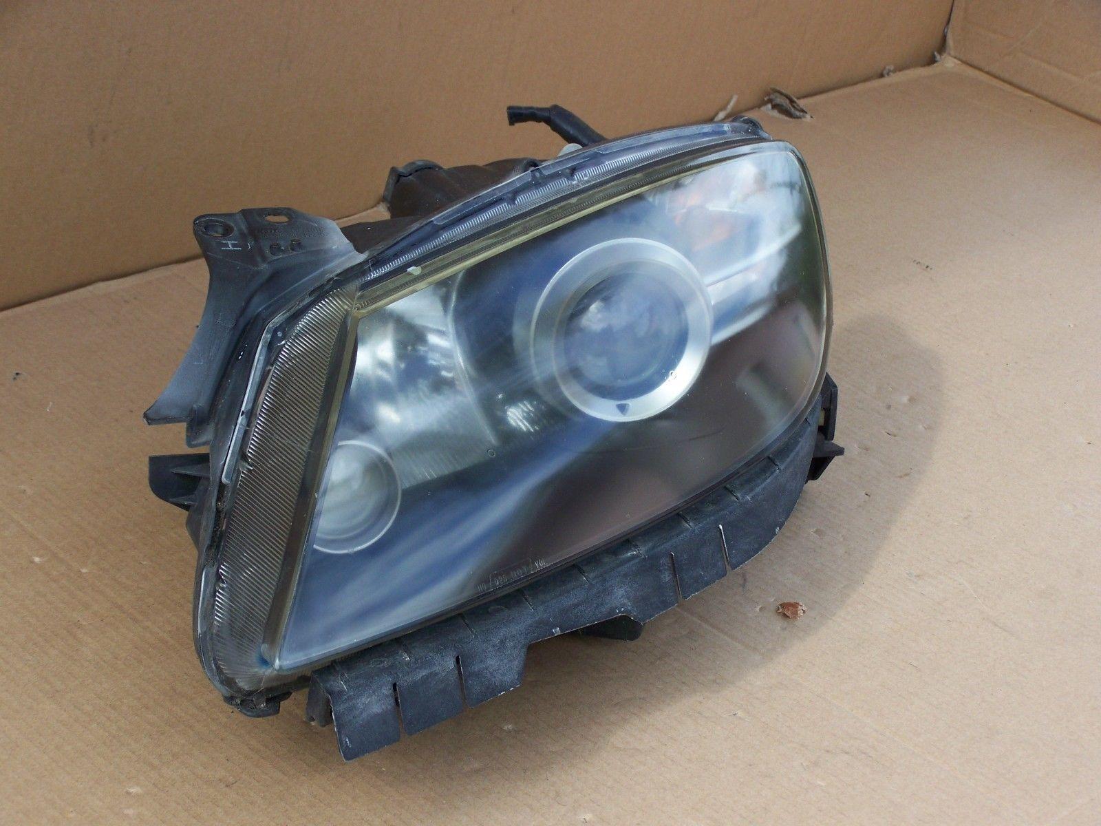04 08 mazda rx 8 rx8 headlight hid xenon left lh oem