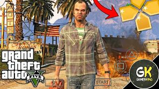 GTA 5 PPSSPP ISO FOR ANDROID   Gta 5, Gta, Android mobile ...