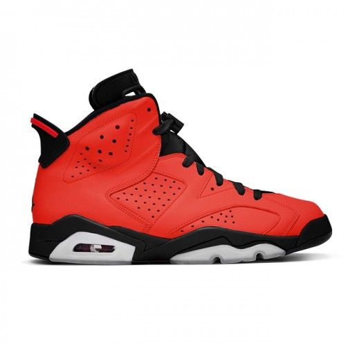 ae8492f066b9 Air Jordan 6 Retro Toro Infrared Can Match All Your Clothes ...