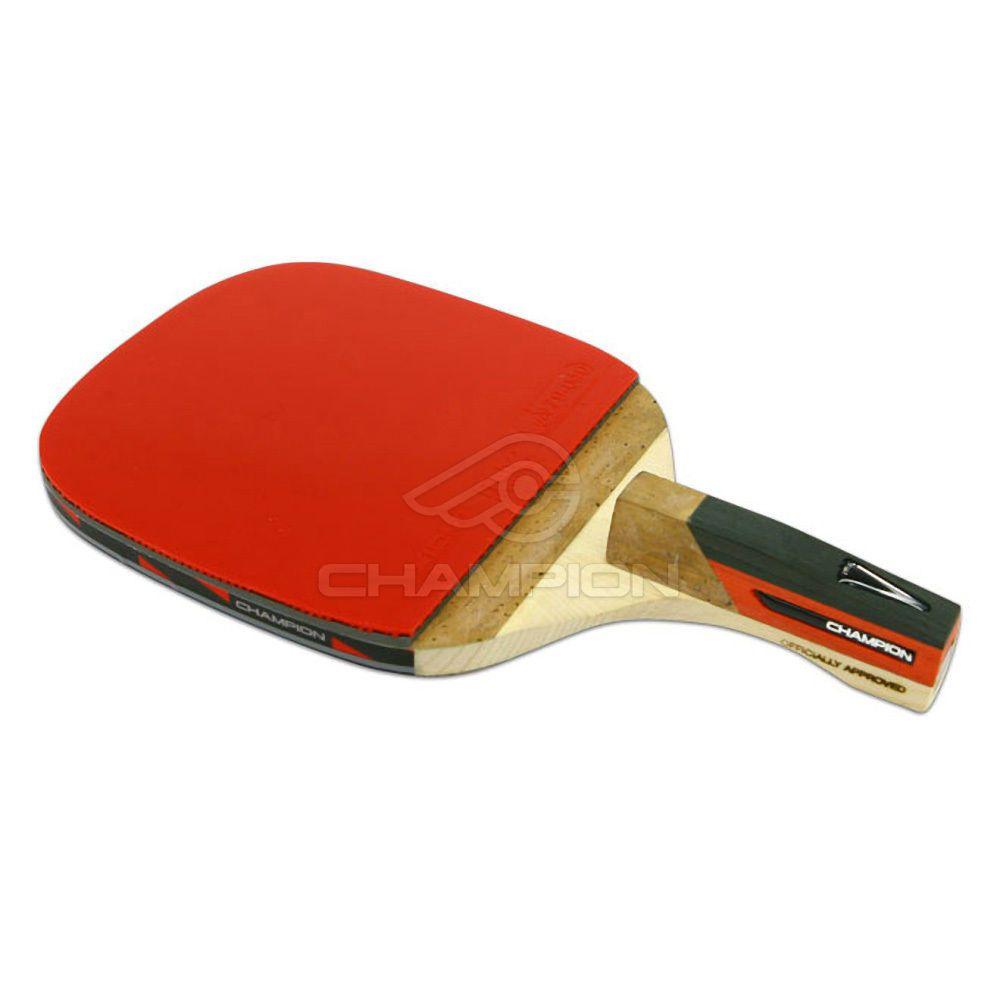 Champion V3 5p Penhold Table Tennis Table Tennis Racket Tennis Racket Cover