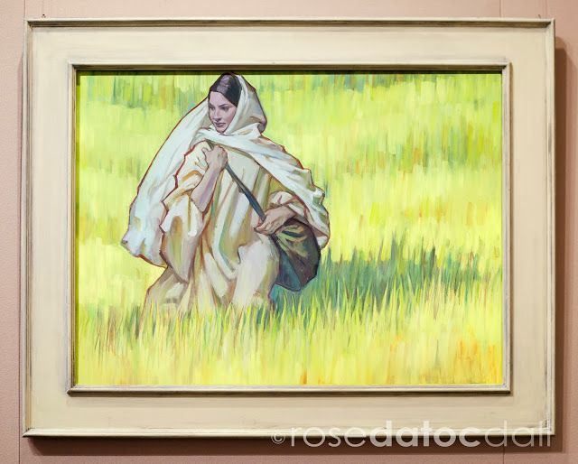 """Inside the Studio of Rose Datoc Dall: Ten Year Retrospective Exhibition, """"Jesus Once Was a Little Child"""":Images from the Early Years of the Savior by Rose Datoc Dall"""