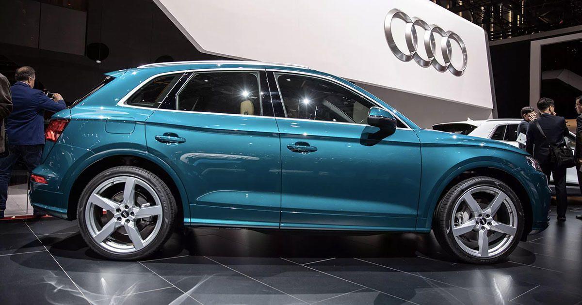 Audi Q5 55 Tfsi E Gets A Plug In Hybrid Powertrain In 2020 Audi Q5 Audi Roadshow