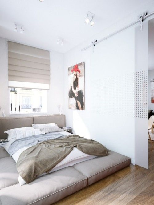 Bedroom Colors For Young Couples cosy bedroom (via modern red apartment for a young couple) | cafofo