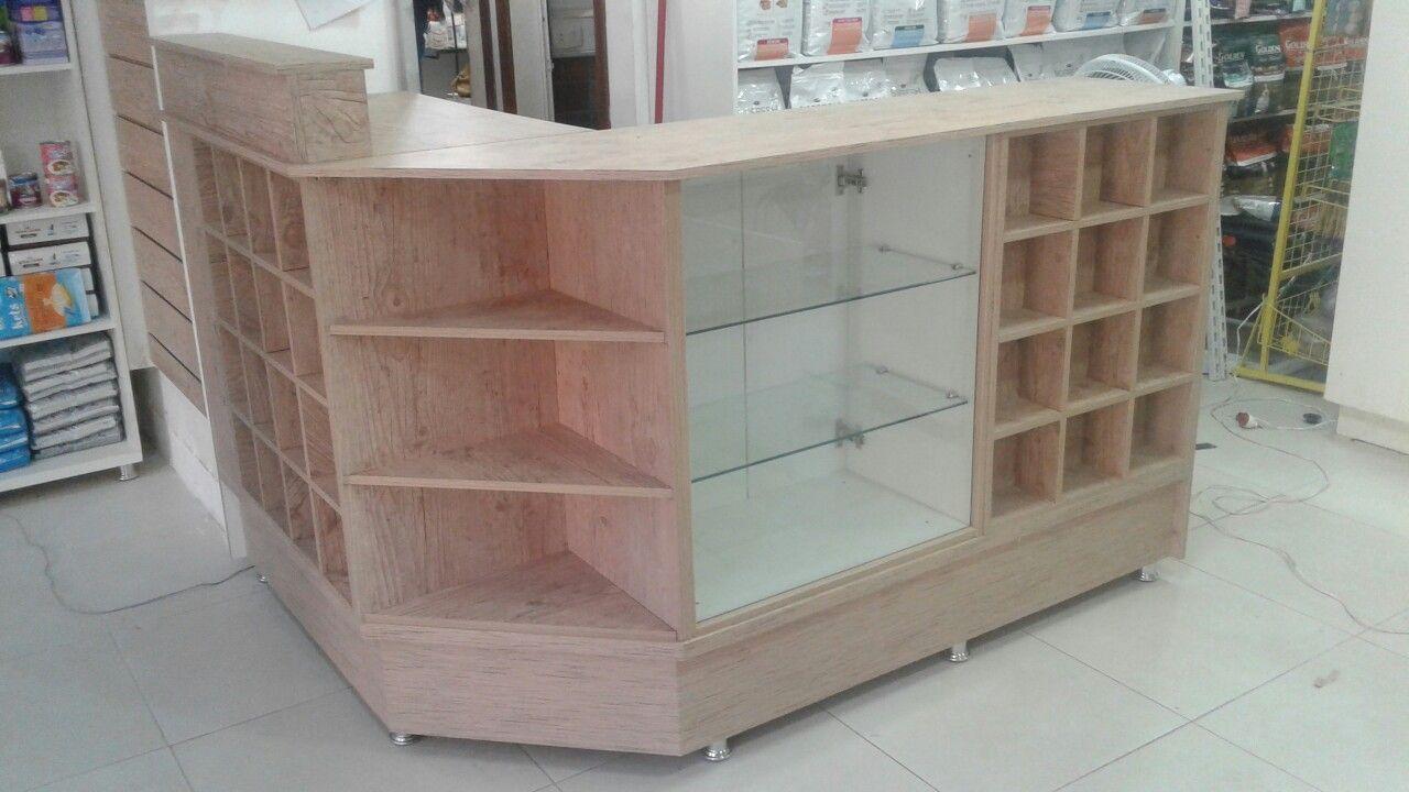 Mueble Antioqueno Com Imagens Balcao Caixa Para Loja Loja