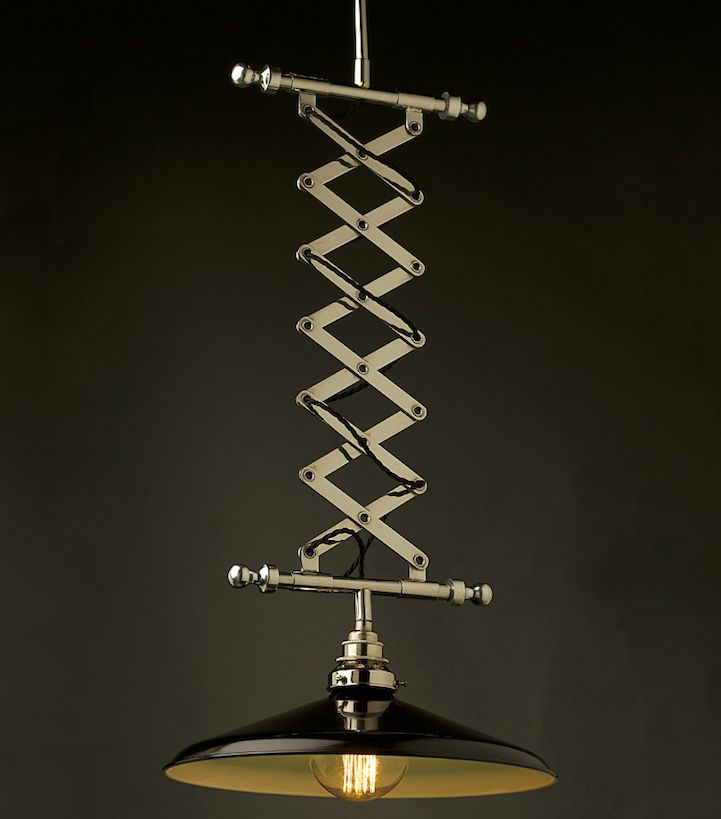 Steampunk-Inspired Lighting Uses Energy-Efficient LED Technology