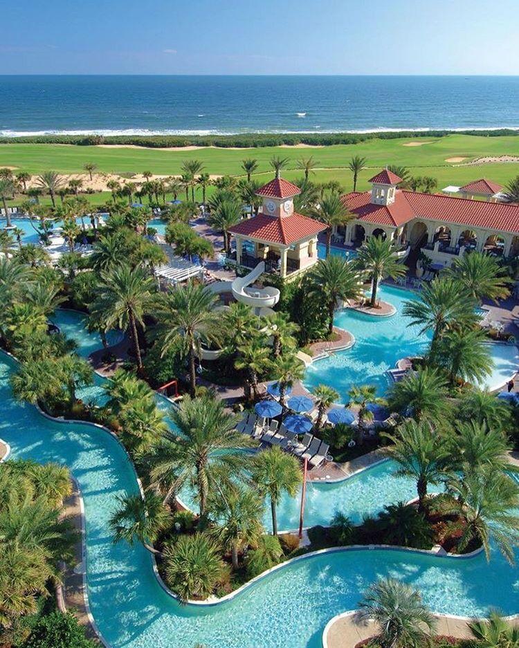 Hammock Beach Resort Florida Usa Get Inspired Visit Www Travliving Awesome Beautiful Travel Amazing Luxury Love Hotel