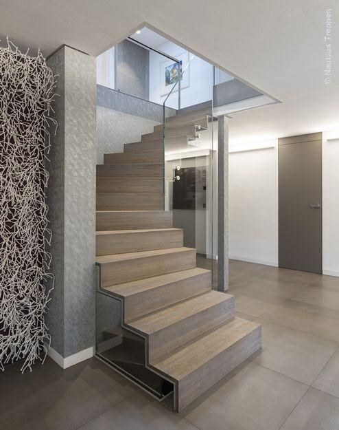 gewendelte faltwerktreppe in alsleben stairs pinterest treppe wendeltreppe und stiegen. Black Bedroom Furniture Sets. Home Design Ideas
