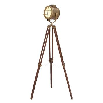 Wayfair com 292 woodland imports brass wood studio light floor lamp