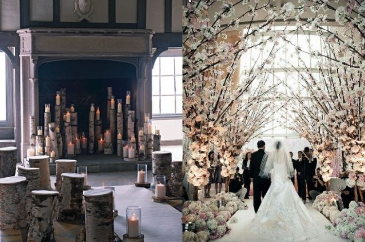 Wonderful winter wedding ideas potcakes weddings winterspring wonderful winter wedding ideas potcakes weddings junglespirit Choice Image