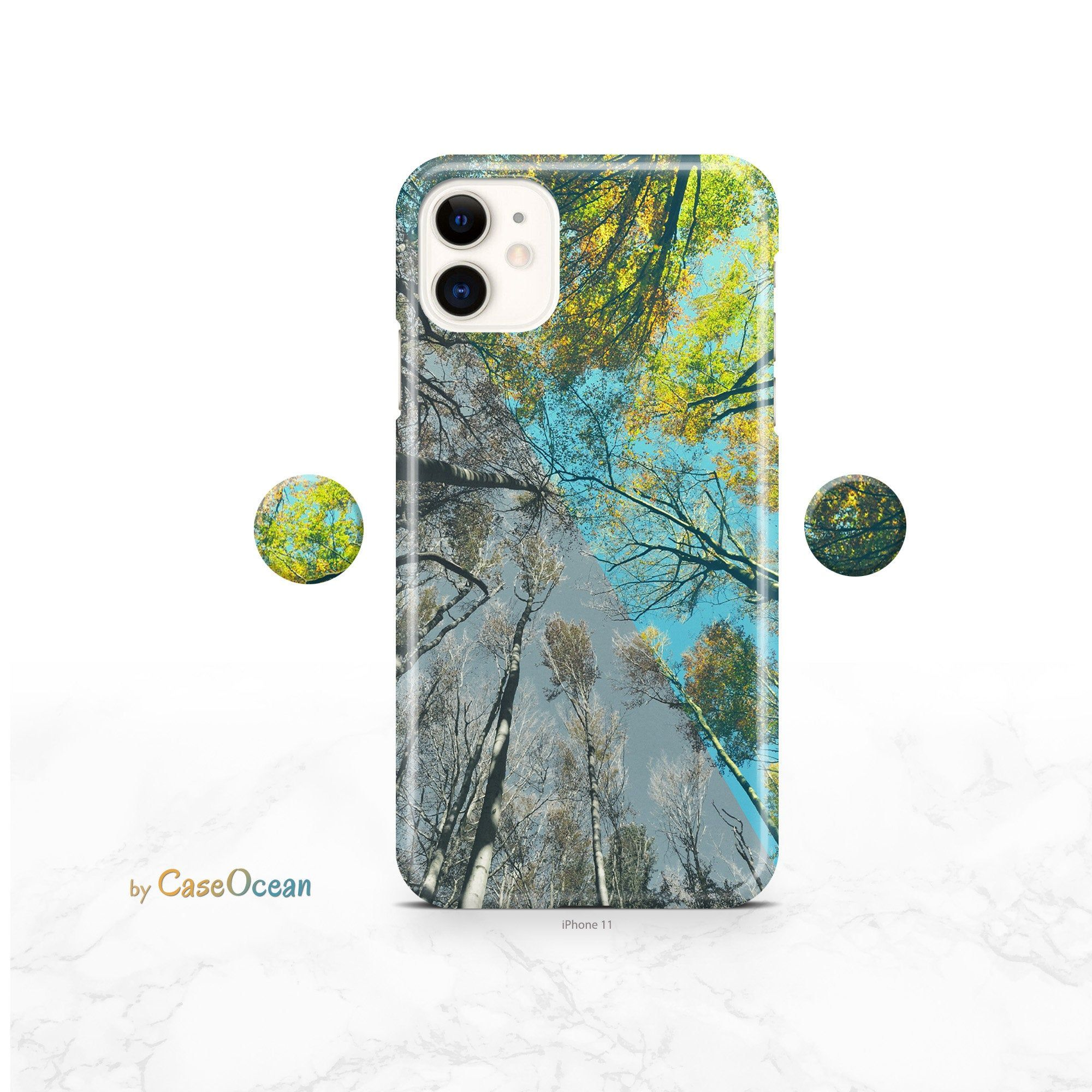 iPhone 11 case Forest Nature iPhone 11 Pro iPhone XR