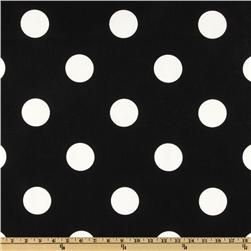 black dot fabric