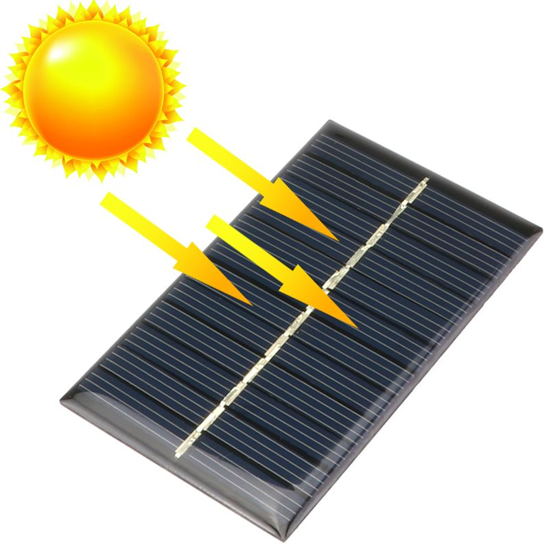Solar Panel 5v 6v 12v Mini Solar System Diy For Battery Cell Phone Chargers Portable Solar Cell 0 15w 0 6w 1w 1 25w 1 5w Portable Solar Panels Portable Phone Charger Solar Power Panels