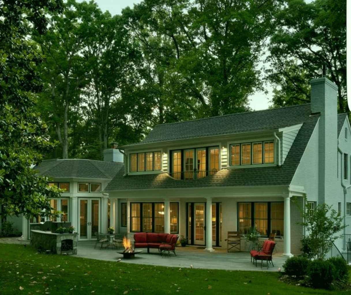 46 Conventional Cape Cod House Exterior Ideas Dormer House Cape Cod Exterior Shed Dormer