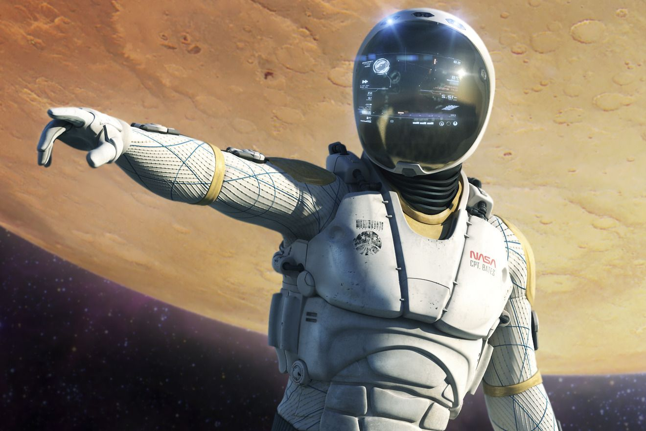 mars landing outfit - photo #11