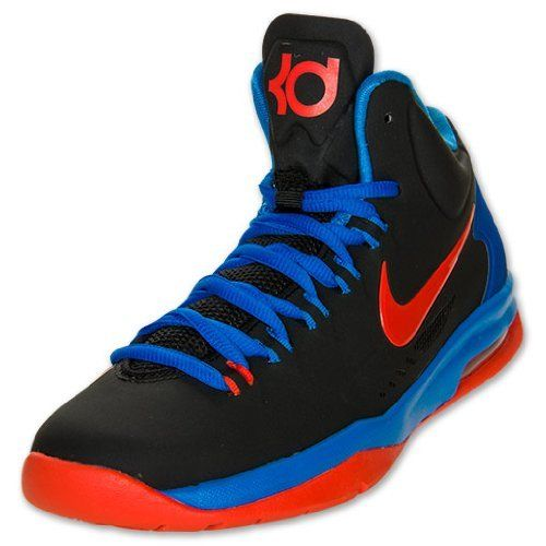 a2087ae5bc46 Nike KD V (GS) Boys Basketball Shoes 555641-002 Nike.  109.95 ...