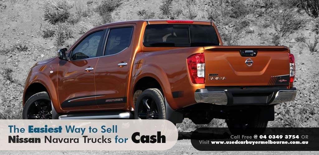 We buy Nissan Navara trucks for the best price and always happy to ...