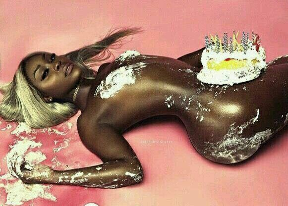 Naked Woman Birthday Wishes