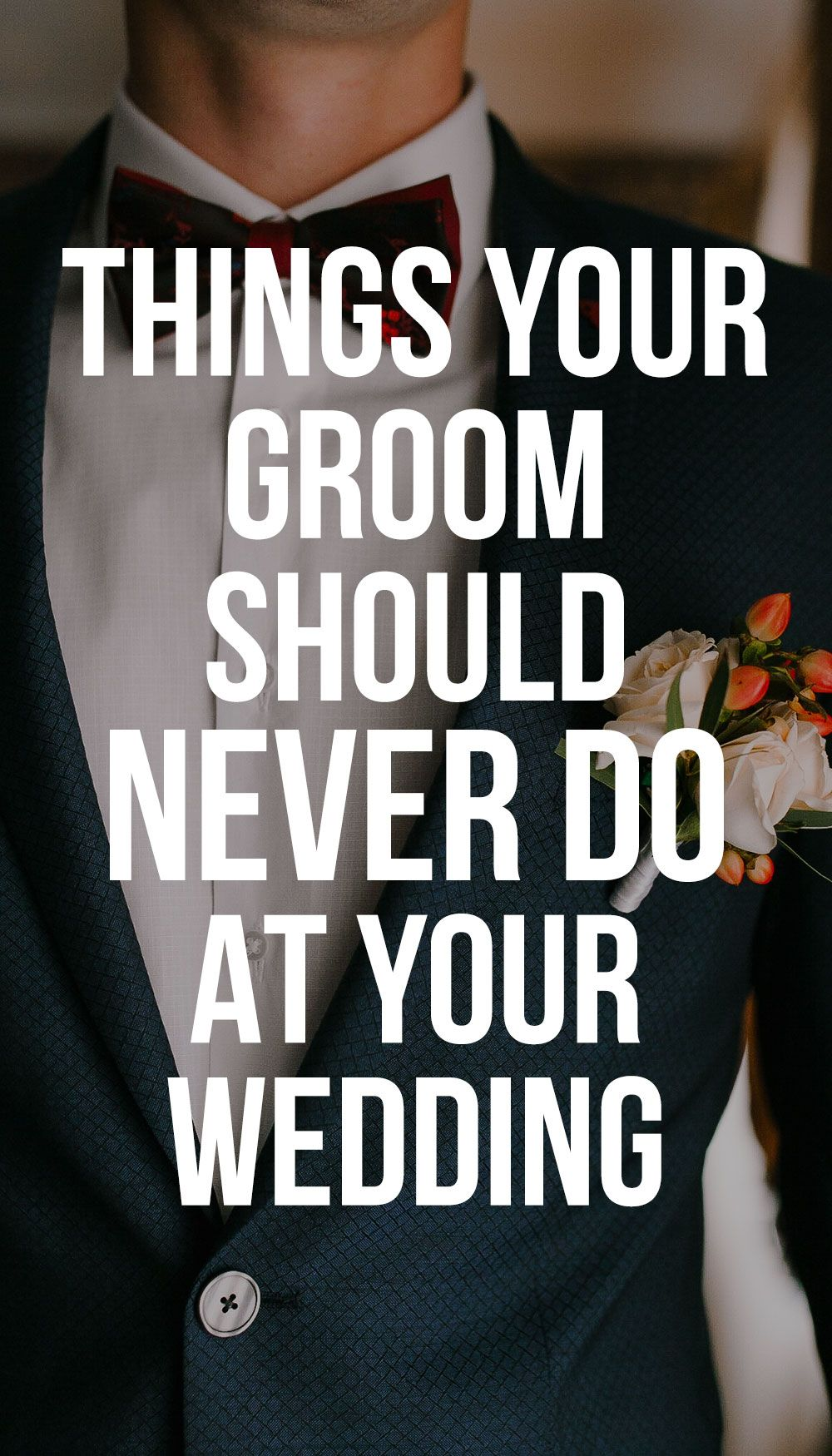 Grooms It S Your Special Day Too Make Sure You Don T Ruin Your Own W Native American Wedding Traditions Surprise Wedding Wedding Ceremony Decorations Outdoor