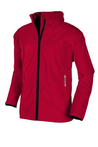 6e44068973c2 Target Dry Red Mac in a Sac 2 Packaway Waterproof Jacket Mac in a ...